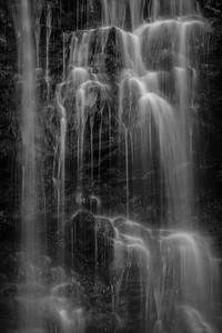 Intimate Portrait Of Beaver Brook Falls