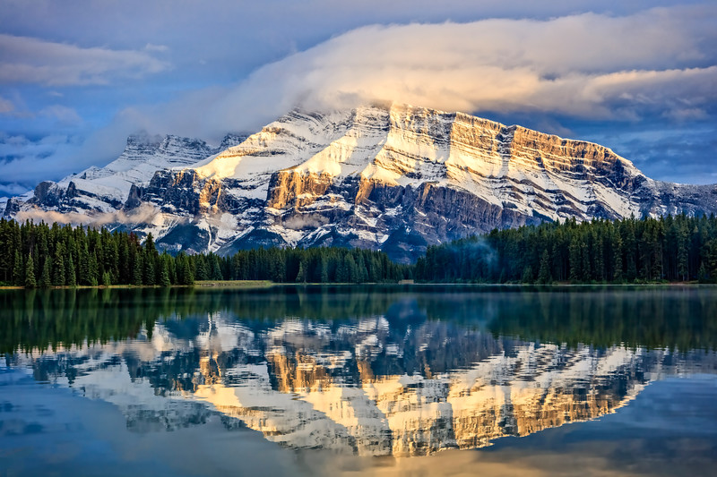 Mount Rundle (MT1701)