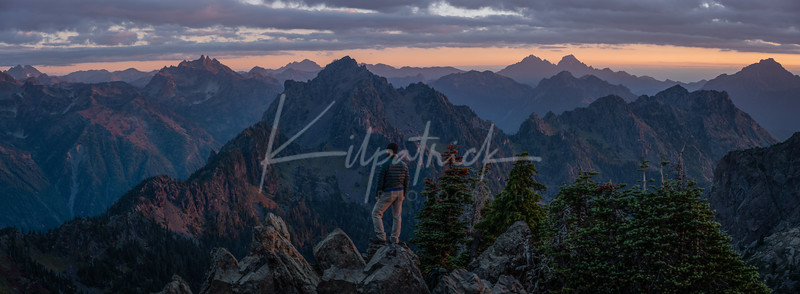 Mt. Ellinor - Olympic National Park