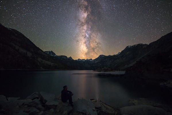Lake Sabrina Stargazer