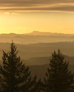 Spencer Butte Sunset