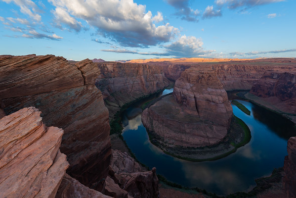 Horseshoe Bend Reflections
