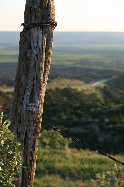Fenceline Overlook