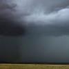 Rain Storm over the Sandias