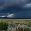 Sandia Mountain Storm Cell