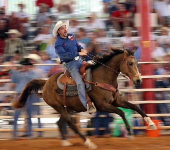 HIGH SPEED: Rodeo Action!