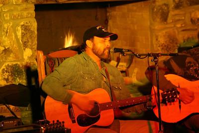 Fireside Jam Session, Freddy Powers Pickin' Party 2011, La Hacienda RV Park, Austin TX