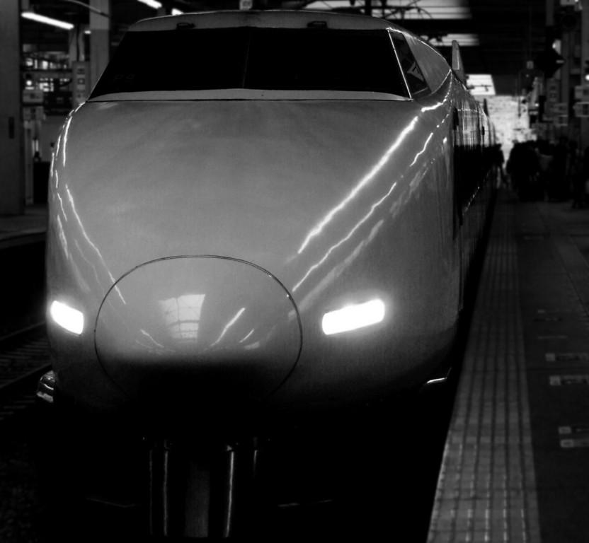 Travels: Shinkansen, Japan