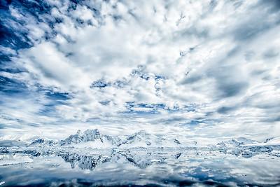 Antartic  Reflection