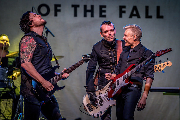 Captured during the POETS OF THE FALL performance at Progpower USA XX, Center Stage, Atlanta (September 7th, 2019)