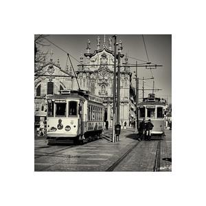 Porto trams