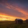 Ranchville Sunset