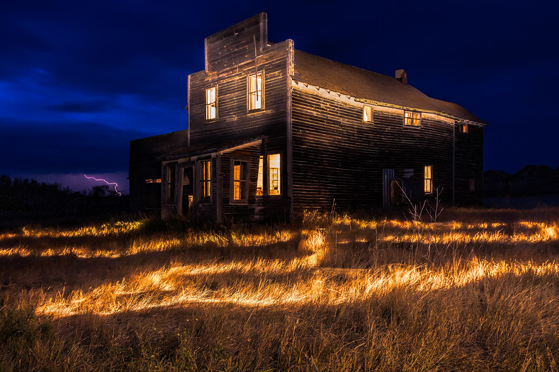 Haunted General Store (BE0801)