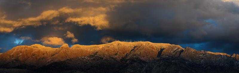 North Peak Clouds
