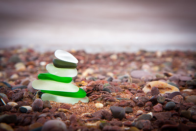 Sea Glass Tower
