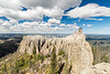 Harney Peak (recently re-renamed Black Elk Peak), Black Hills of South Dakota.