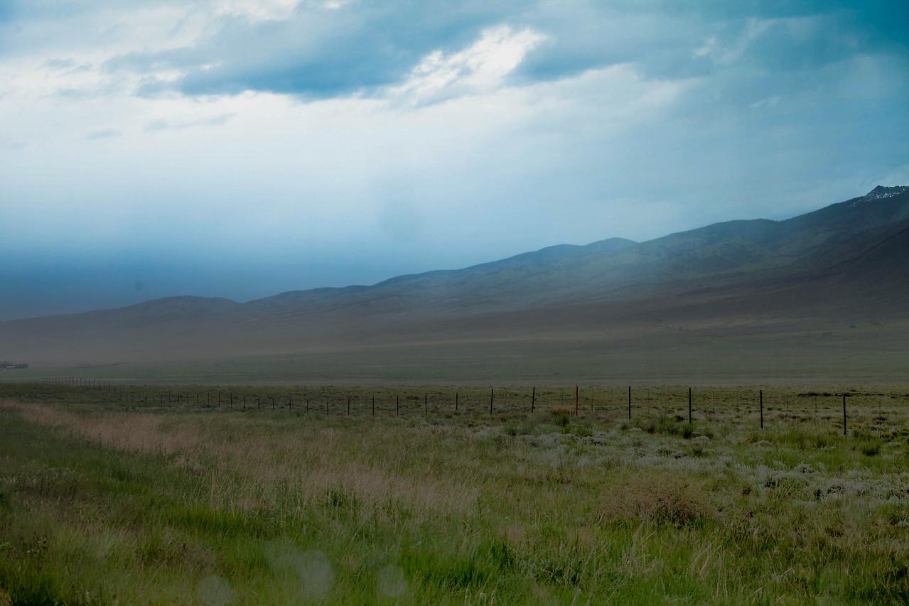 Mountain Range, Colorado