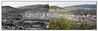 "Unknown photographer, circa 1930, postcard image, showing ""Sturgis, S.D. The Key City"". Historic image courtesy Case Library Archives.    ©Paul Horsted, All Rights Reserved."