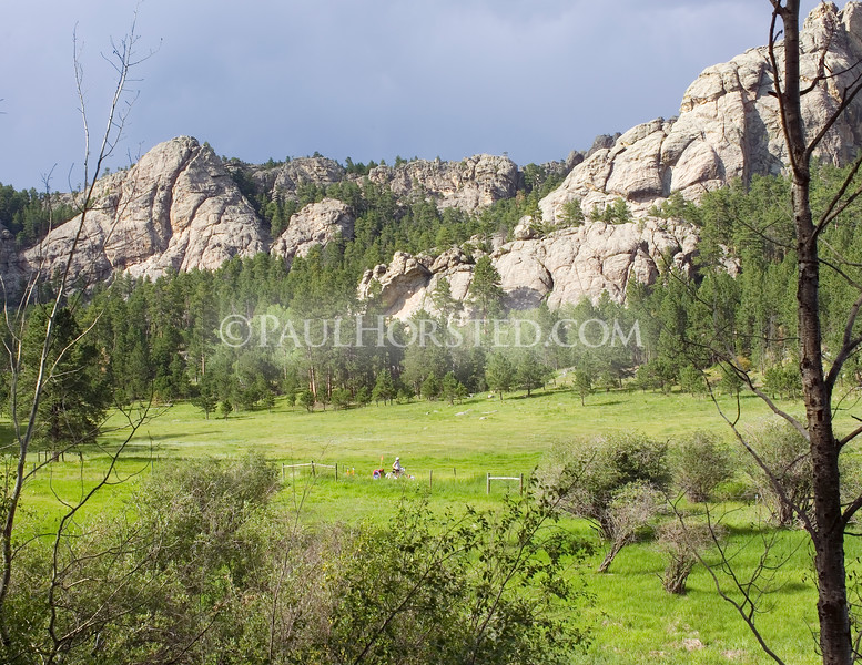 The Black Hills Yesterday & Today