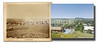 This is NOT STURGIS as written on mount, it's Spearfish, as seen from a hill on the edge of town. Date of original photo unknown, possibly 1890's. Historic image courtesy Adams Museum & House.    ©Paul Horsted, All Rights Reserved.
