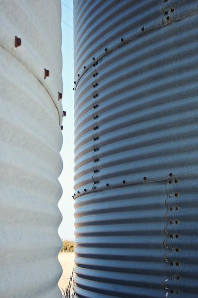 Grain Bin Detail