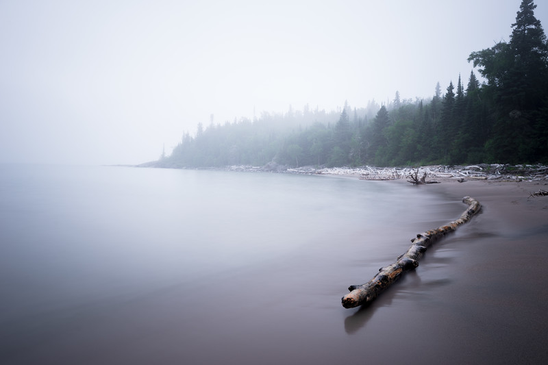 Foggy Superior Morning