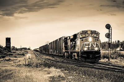 Train Passing By (TR1303)