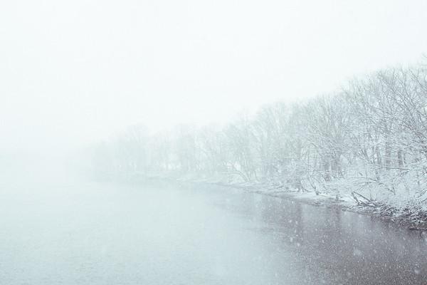Passaic River, Rutherford, NJ
