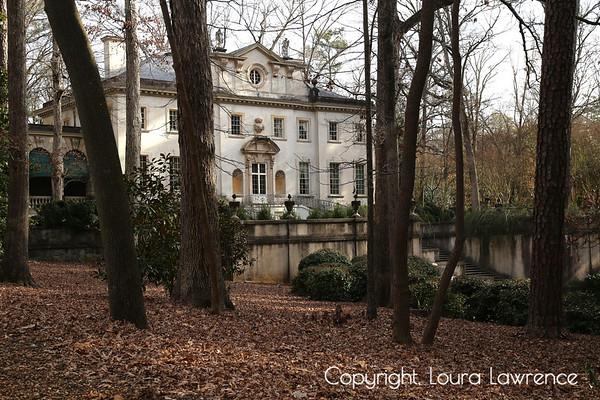Swan House at Atlanta History Center, Georgia