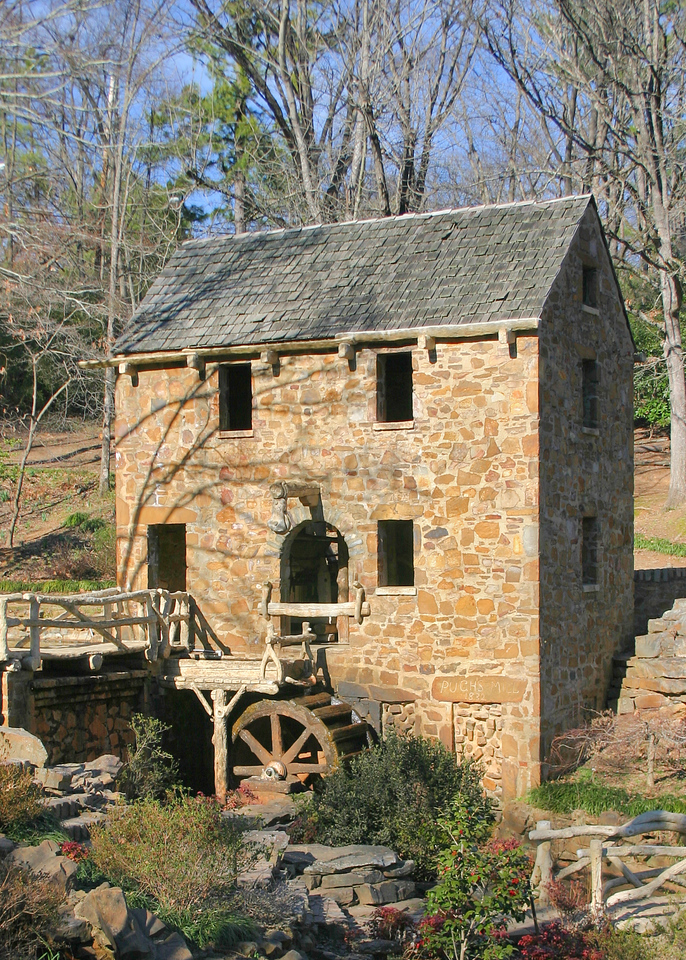 Pugh's Mill in all it's glory