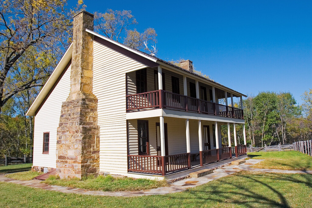 Elkhorn Tavern - Pea Ridge AR