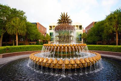 Pineapple Fountain_Waterfront Park_Charleston,SC