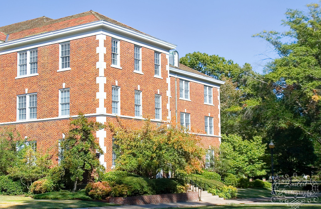 McAlister Hall -- University of Central Arkansas, Conway Ar