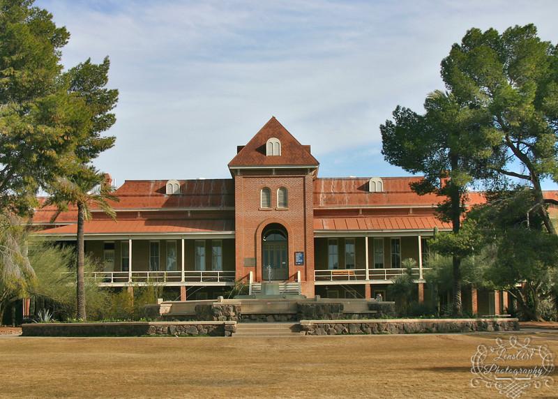 Old Main <br /> University of Arizona<br /> Tucson AZ
