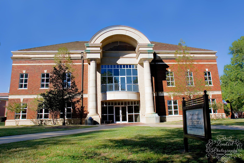 Harrin Hall -<br /> Houses the Religion and Philosophy Departments<br /> Undergraduate Advisors<br />  University of Central Arkansas, Conway AR