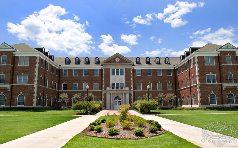 Irby Hall -<br /> Houses History, Sociology, Political Science and English Departments.<br /> University of Central Arkansas, Conway AR