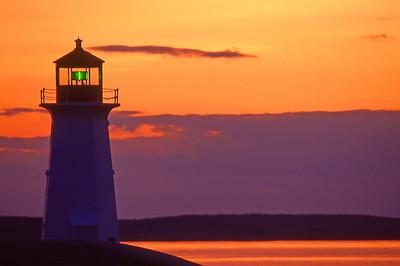 Peggy's Cove Lighthouse_Nova Scotia