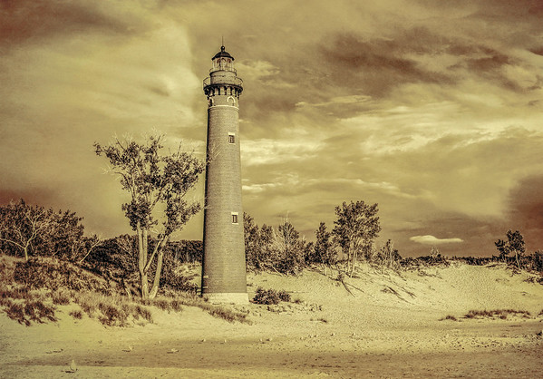 Little Sable Lighthouse_Michigan