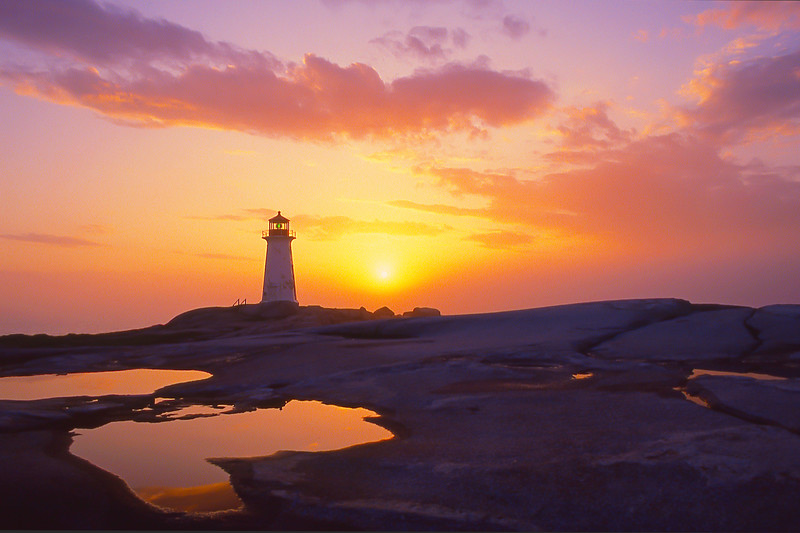 Peggy's Cove_Nova Scotia
