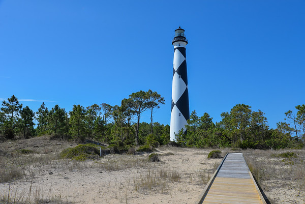 Cape Lookout Lighthouse_Crystal Coast, NC