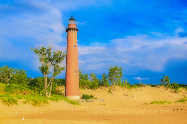 Little Sable Point Lighthouse_Michigan