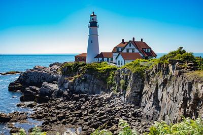 Portland Head Lighthouse_Portland, ME