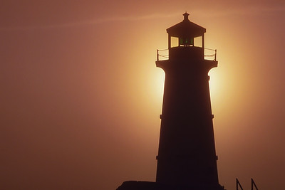 Peggy's Cove Lighthouse_Nova Scotia, Canada