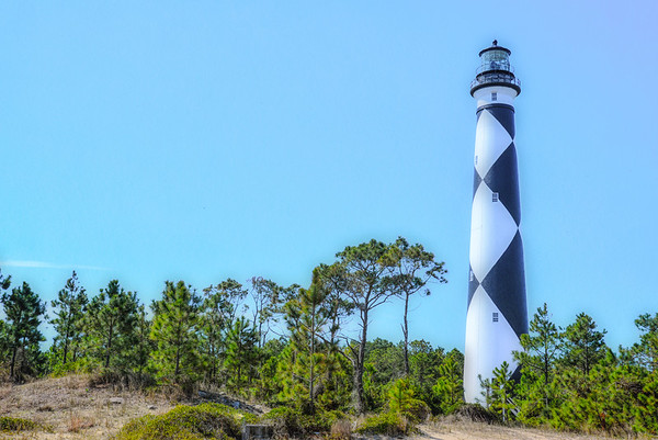 Cape Lookout Lighthouse_Cape Lookout, NC