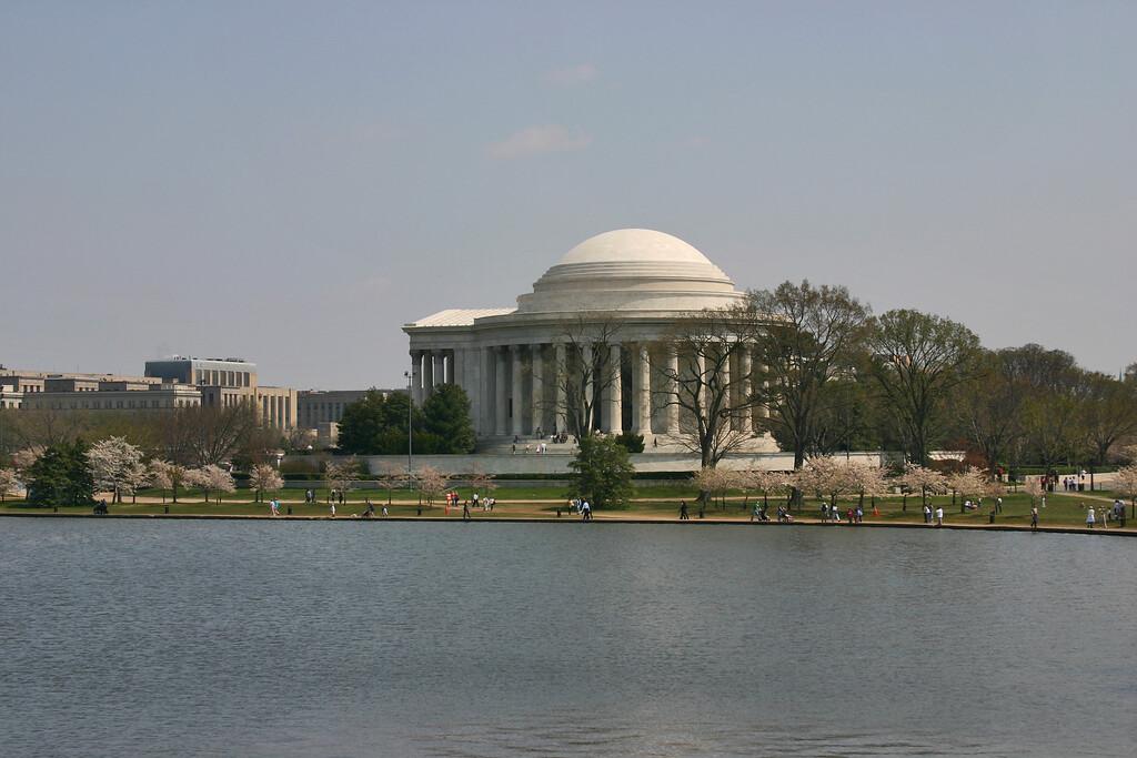 Jefferson Monument, Washington DC