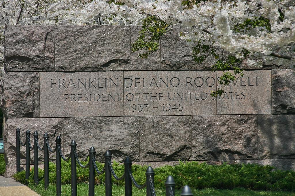 Roosevelt Monument<br /> Washington DC