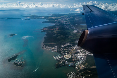 Now landing in  Puerto Rico