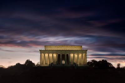 Lincoln's Memorial