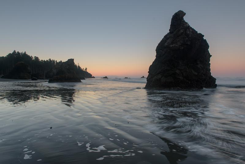 Ruby Beach Dawn