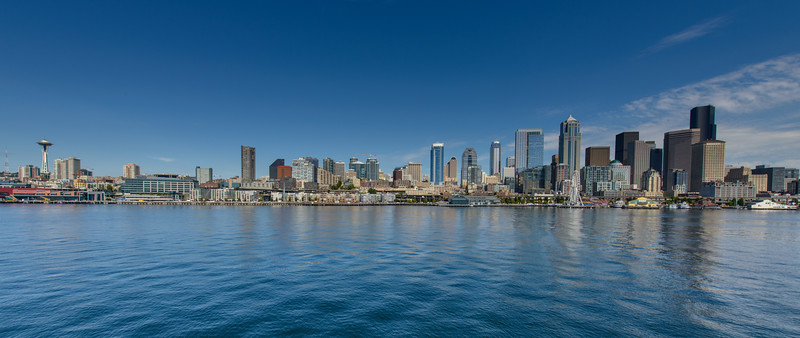 Seattle Skyline